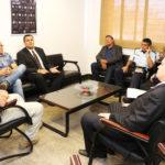Sindojus se reúne com o titular da Secretaria de Segurança Pública