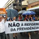 Sindojus participa do Dia nacional de luta contra a Reforma da Previdência
