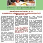 Reiniciada megacampanha da isonomia com nota em jornal e anúncios em 25 emissoras