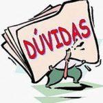 ESCLARECENDO ALGUMAS DÚVIDAS – 27/12/2010