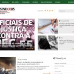 Site do Sindojus está de cara nova