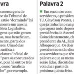 Deu na coluna do Paulo César Norões!