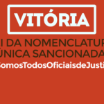 Sancionada lei de nomenclatura única para Oficiais de Justiça