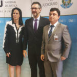 Sindojus acompanha a posse do novo conselheiro do CNJ Luciano Frota