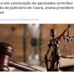 Morosidade do judiciário e falta de Oficiais de Justiça são destaque na mídia