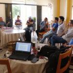 Visitas às regionais promove descentralização do sindicato