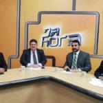 Presidente do Sindojus participa do programa Da Hora, da TV União