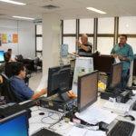 Reunião mensal na sala dos Oficiais de Justiça fortalece o elo do Sindojus com a categoria