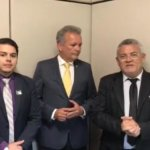 André Figueiredo reafirma compromisso com a categoria dos Oficiais de Justiça