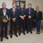 Sindojus se reúne com o novo juiz superintendente da Ceman de Fortaleza