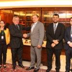 Sindojus participa da primeira reunião com o novo presidente do Tribunal de Justiça