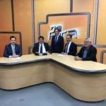 Vagner Venâncio participa do programa Da Hora, da TV União
