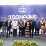 """""""O II Conojus está sendo fundamental para o reconhecimento e engrandecimento da categoria"""", elogiou Raony Paula"""