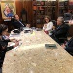 Sindojus participa de nova reunião com o presidente do TJCE