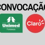 Sindojus convoca conveniados com a Claro e a Unimed para reunião nesta segunda-feira (29)