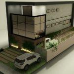 Confira o projeto da nova sede do Sindicato dos Oficiais de Justiça do Ceará