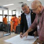 Obra de ampliação da Sala dos Oficiais de Justiça do Fórum Clóvis Beviláqua é iniciada