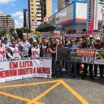 Oficiais de Justiça participam do Dia de Luta em Defesa da Reposição Salarial
