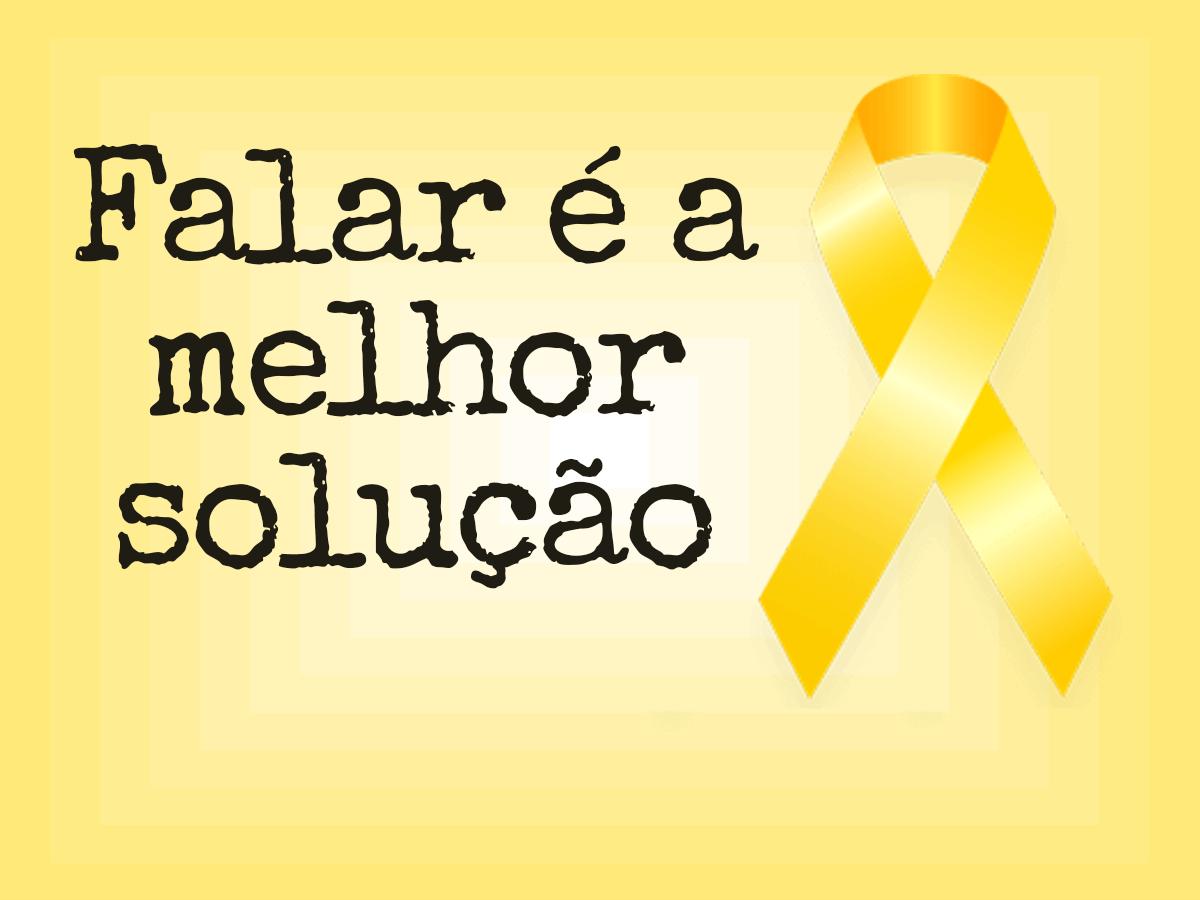 Campanha Setembro Amarelo Alerta Populacao Para Prevencao Contra O Suicidio Sindojussindojus