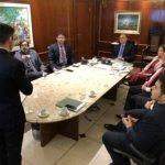 Presidente do TJ implantará no Ceará experiência de conciliação por parte do Oficial de Justiça