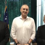 Sindojus agradece ao deputado Fábio Henrique pela criação da Frente Parlamentar