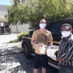 Sindojus conclui entrega dos kits de EPIs nas coordenadorias regionais