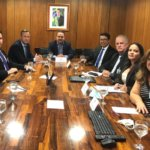 Sindojus cumpre agenda de reuniões em Brasília para discutir temas de interesse da categoria