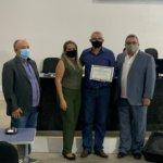 Oficial de Justiça Leonildo Rocha recebe título de cidadão itapipoquense