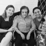 Morre, aos 76 anos, Lucineide de Castro Pereira, mãe das oficialas Emmanuele e Michele de Castro