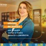 Sindojus Ceará lança campanha de valorização do Oficial de Justiça na mídia
