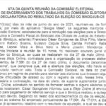 Comissão Eleitoral proclama o resultado da eleição do Sindojus e declara encerrados os trabalhos